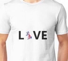 Love England UK Unisex T-Shirt
