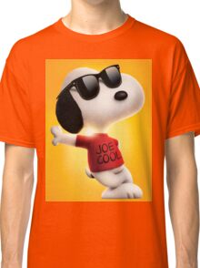 snoopy joe cool Classic T-Shirt