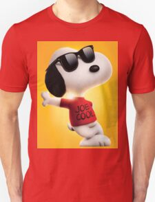 snoopy joe cool Unisex T-Shirt