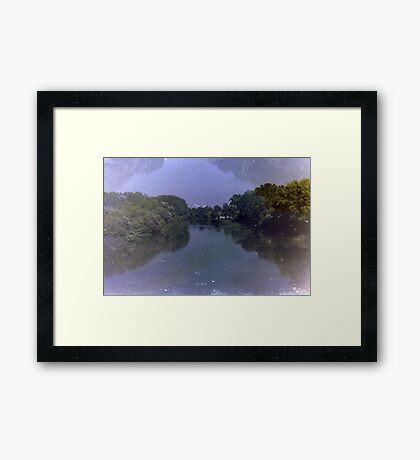 The River Of Dreams Framed Print