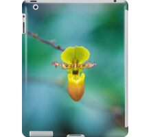 And then, I was left hanging again, holding an empty slipper and wondering why. iPad Case/Skin