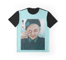 BTS Rap Monster 03 Graphic T-Shirt