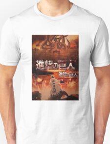Shingeki No Kyubi SNK Unisex T-Shirt