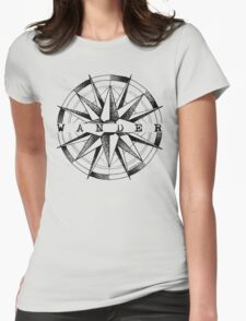 Wander Womens Fitted T-Shirt