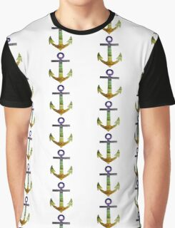 Pretty wooden anchor Graphic T-Shirt