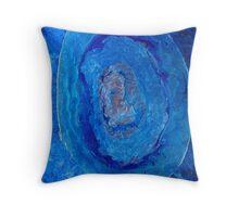 Abstract 412AP Throw Pillow