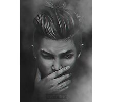 BTS Rap Monster 02 Photographic Print