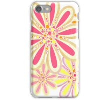 Petals and Dots iPhone Case/Skin