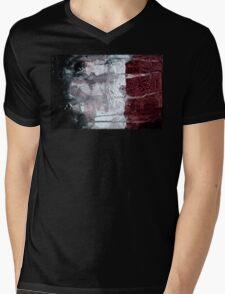 Shadow Flag Mens V-Neck T-Shirt