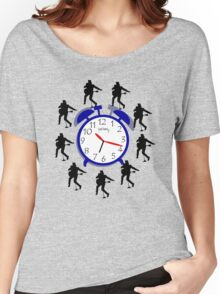 Rock around the clock Women's Relaxed Fit T-Shirt