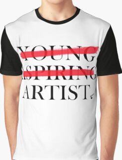 I Am An Artist Graphic T-Shirt
