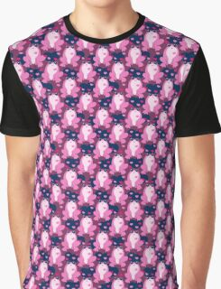 Pink Love Frogs Graphic T-Shirt