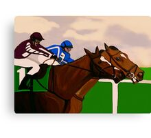 Races 2 Canvas Print