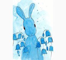 Peppermint Art Bluebell Bunny Unisex T-Shirt