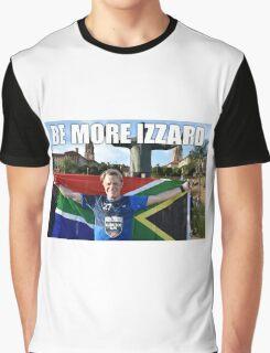 EDDIE IZZARD MARATHON MAN Graphic T-Shirt