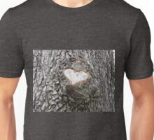 I HEART You Tree Unisex T-Shirt