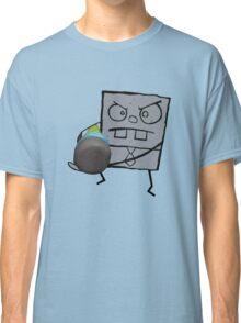 Doodlebob - Spongebob Classic T-Shirt