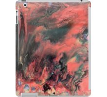 Abstract Oil Painting  iPad Case/Skin
