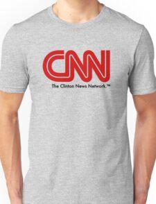 CNN - The Clinton News Network T-Shirt
