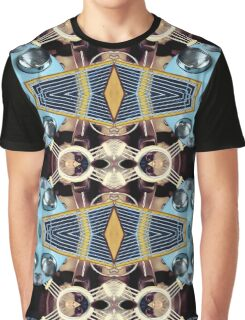 Automotive Abstract Graphic T-Shirt