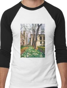 Urban Beauty Men's Baseball ¾ T-Shirt