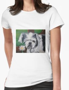 """""""Bandit"""" Womens Fitted T-Shirt"""