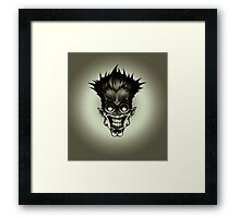 anime, manga -death note- Framed Print