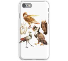 PokéBirds of Prey I iPhone Case/Skin