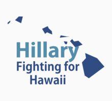 Hawaii for Hillary Kids Tee