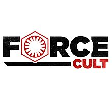Force Cult Photographic Print