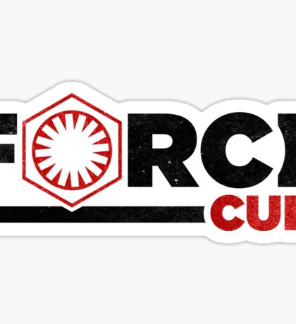 Force Cult Sticker
