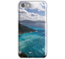Myrtos Beach in Kefalonia iPhone Case/Skin