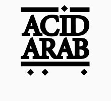 Acid Arab Black Unisex T-Shirt