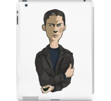 Cold iPad Case/Skin