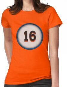 16 - Kid K (alt version) Womens Fitted T-Shirt