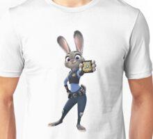 "Zootopia - Judy Hopps ""I m a police officer!"" Unisex T-Shirt"