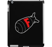 F Bombs iPad Case/Skin