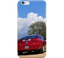 More Motoring iPhone Case/Skin