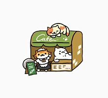 Neko Atsume - Cafe Cats Unisex T-Shirt