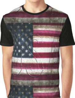 USA Graphic T-Shirt