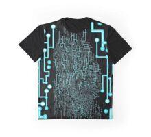 Circuit 3 darker  Graphic T-Shirt