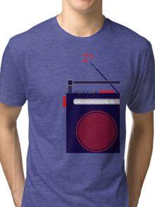Funky Little Radio Tri-blend T-Shirt