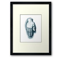 Hand Framed Print