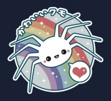 Cute Spider Kids Tee