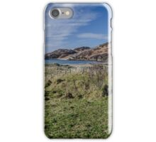 Dunree Head and Bay iPhone Case/Skin