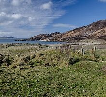 Dunree Head and Bay by Martina Fagan
