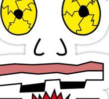 Crazy Man 2.0 Sticker