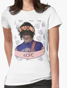 Precious Andrew VanWyngarden Womens Fitted T-Shirt