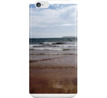 Open waves iPhone Case/Skin