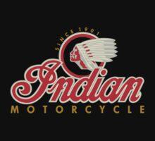 indian motorcycle, indian, motorcycle, touring, symbol, logo, machine, motor. Kids Tee